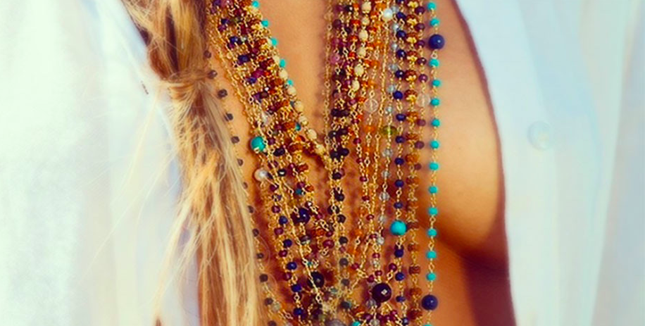 The Sattva Collection - Necklaces and Mala's