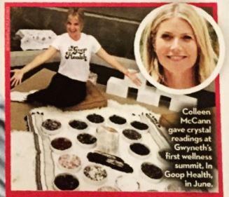 Gwyneth's Goopy Guru [PRINT -