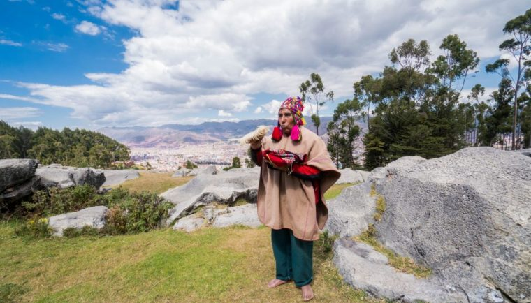 That Time a Peruvian Shaman Changed My Life (For the Better) -