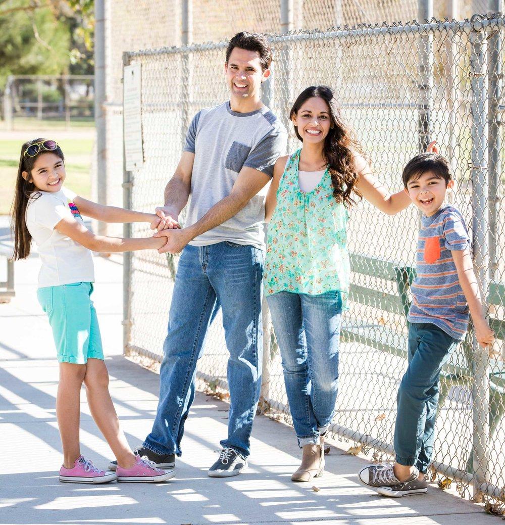 Bridston Family