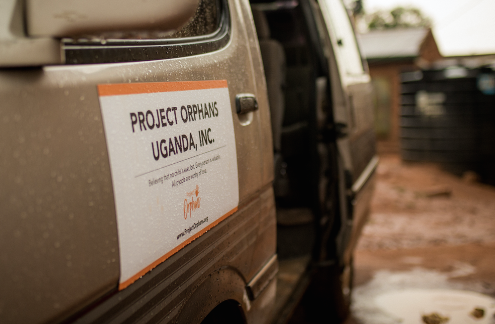 Project Orphans Van Uganda