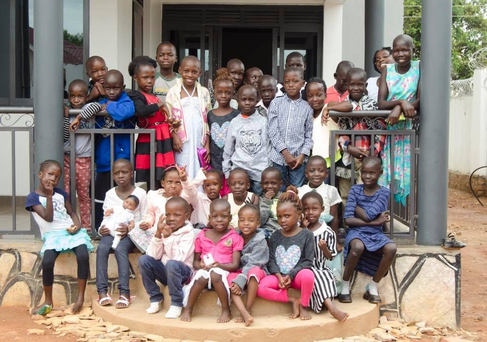 Project Orphans Kids at Suubi Home