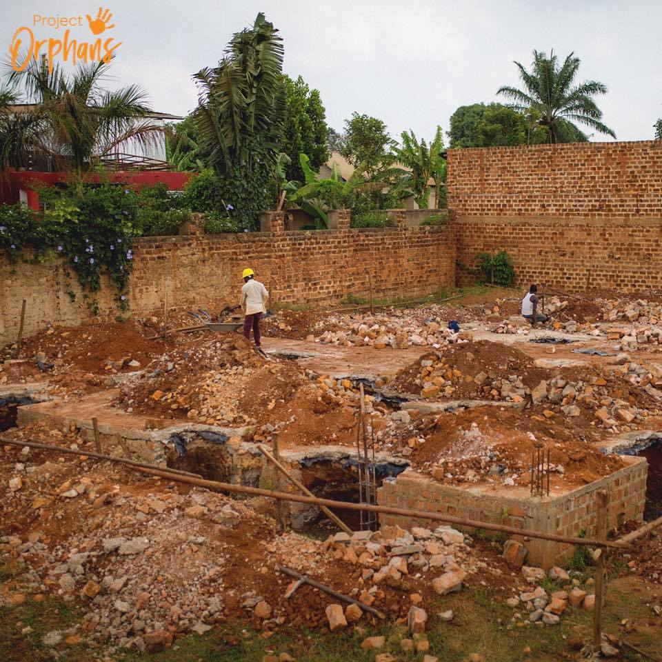 Breaking Ground on Suubi Home