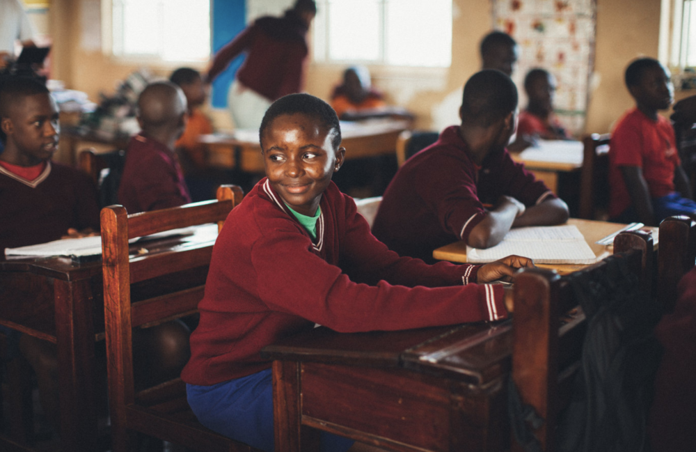 WE VALUE COMMITMENT. - After enrollment, our scholarship recipients must maintain at least a 80% attendance rate to continue receiving a scholarship with Project Orphans.