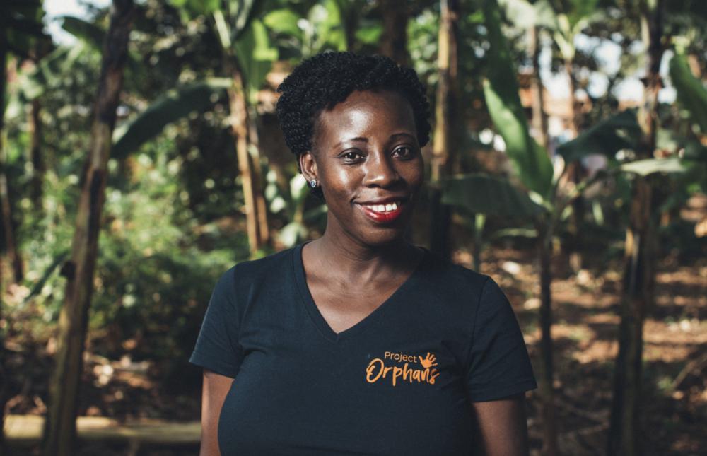 Sarah Sanger, Project Orphans Uganda
