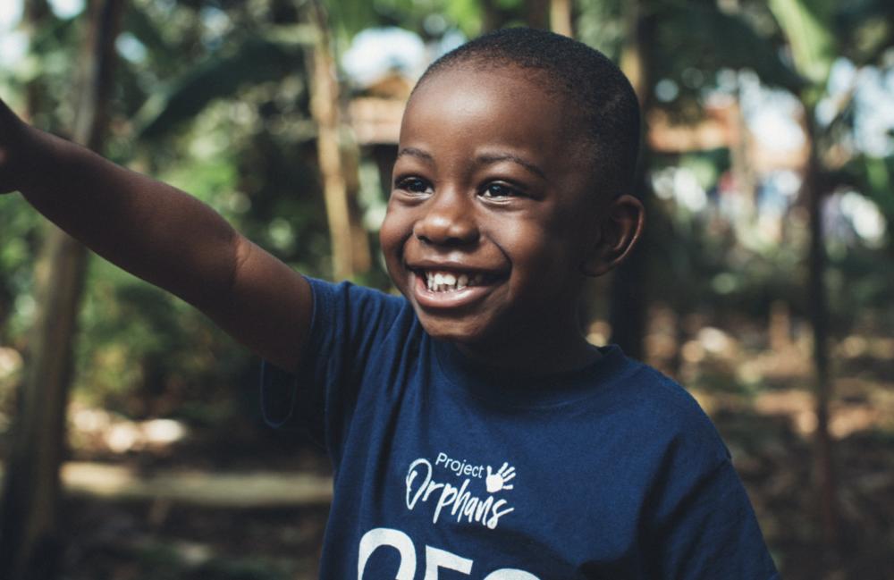 Conrad Sanger, Project Orphans CEO