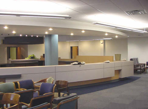 Hughston Clinic construction renovations by Freeman And Associates 5.JPG