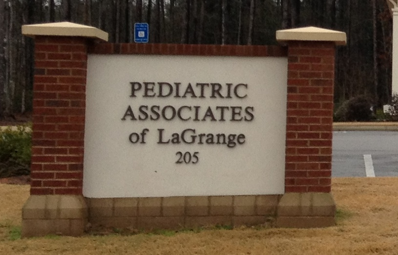 Pediatric Associates construction by Freeman and Associates LaGrange Georgia.JPG