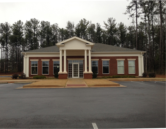Pediatric Associates construction by Freeman and Associates LaGrange Georgia 2.jpg