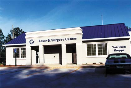 Laser Surgery Center construction by Freeman and Associates Columbus Georgia 3 .jpg