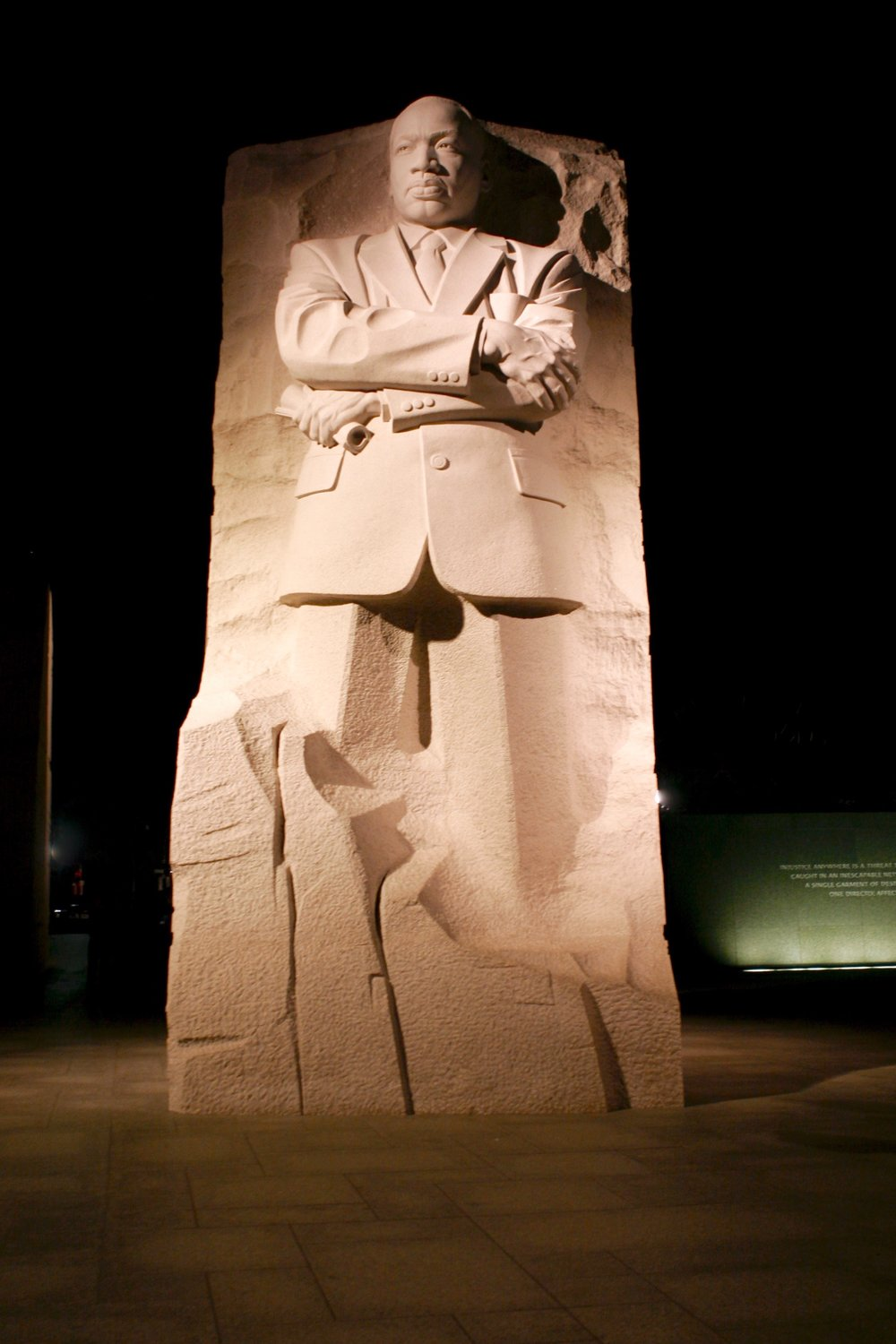 Martin Luther King at Night.jpg
