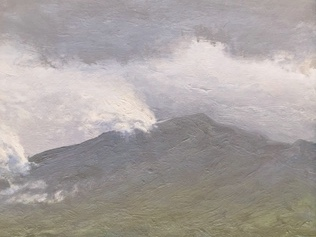 Old Rag in Fog oil on panel 8x10.JPG