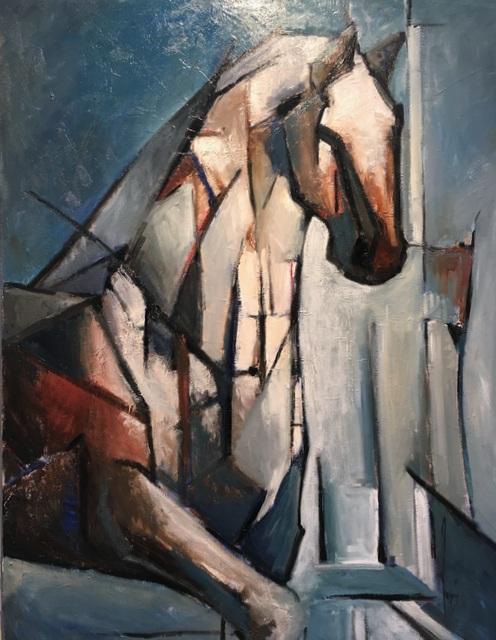 Horse in Blues