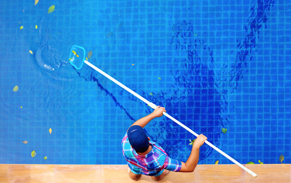 Taking Care Of Business Thompson Pool And Patio Swimming Pool Maintenance Norman Ok