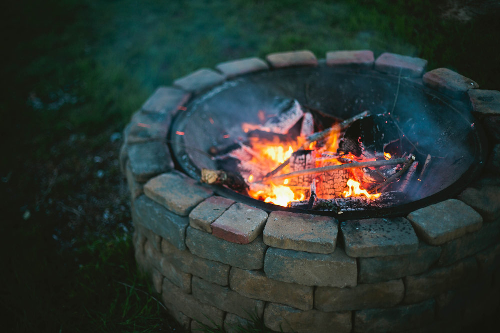 2 Ways to Warm Your Patio