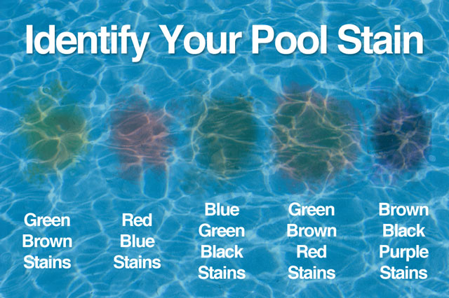Pool Stain