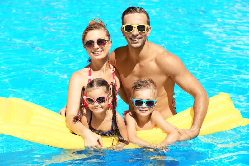 Best pool toys in Norman, pool toys, backyard entertainment
