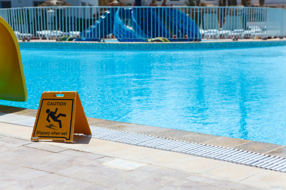 Pool safety tips, Norman pool company, How to make the pool safer