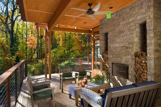 Photo courtesy of Houzz: Studio One Architecture Inc.