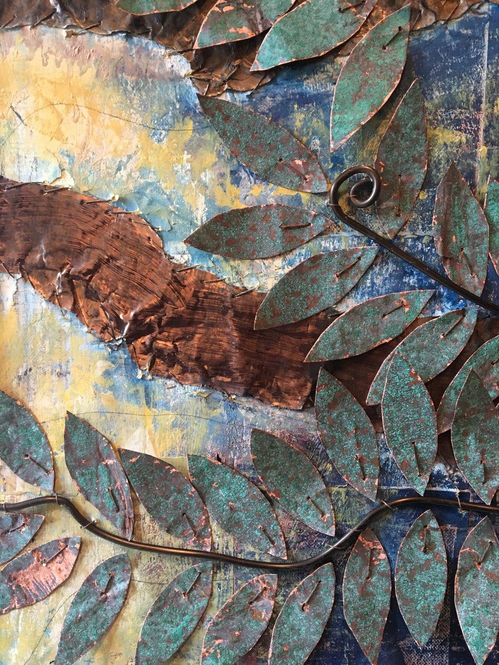 Detail Ash Tree