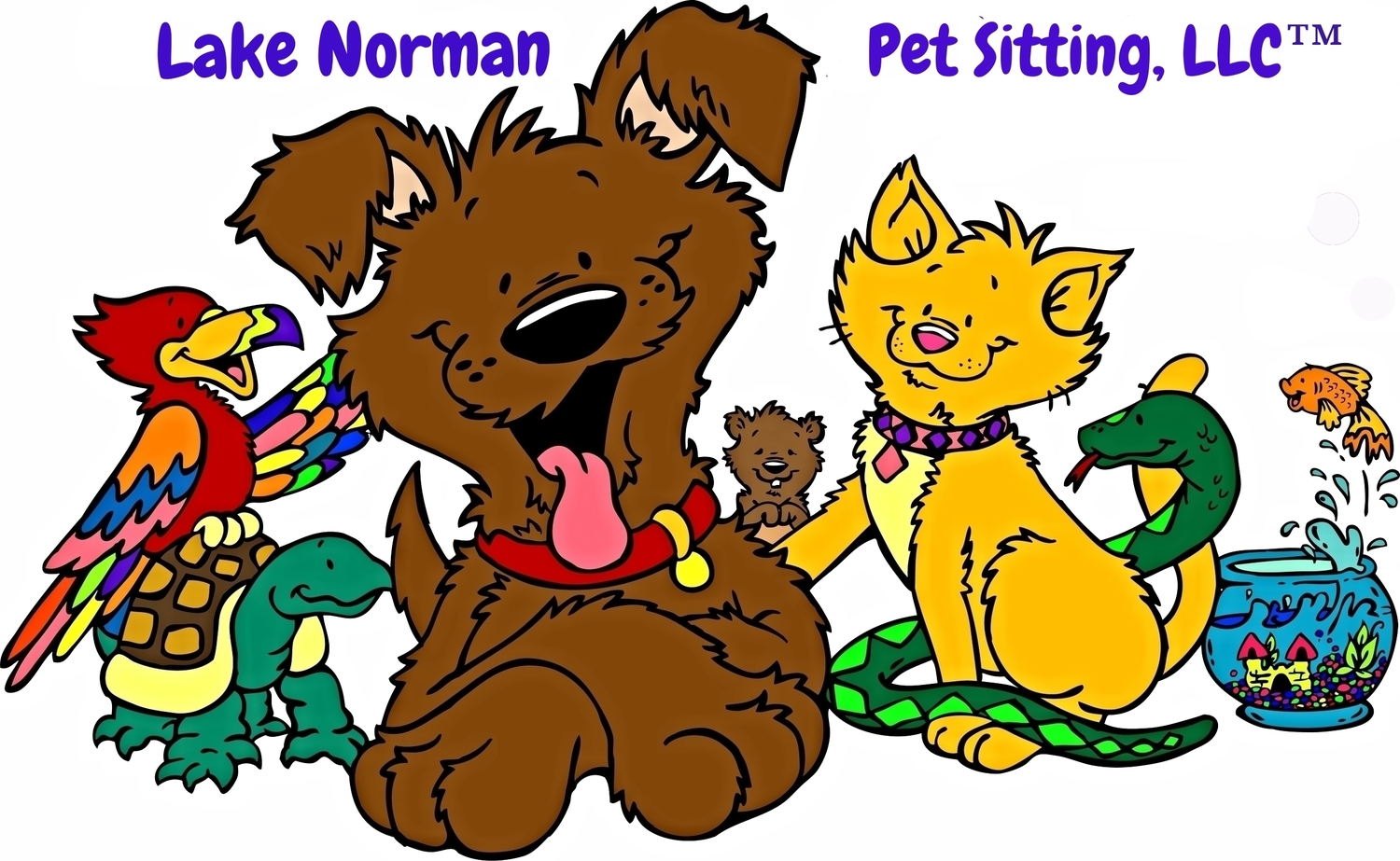 Lake Norman Pet Sitting, LLC™