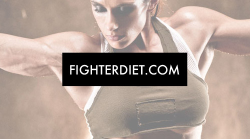 FighterDiet.com - Mobile Optimization