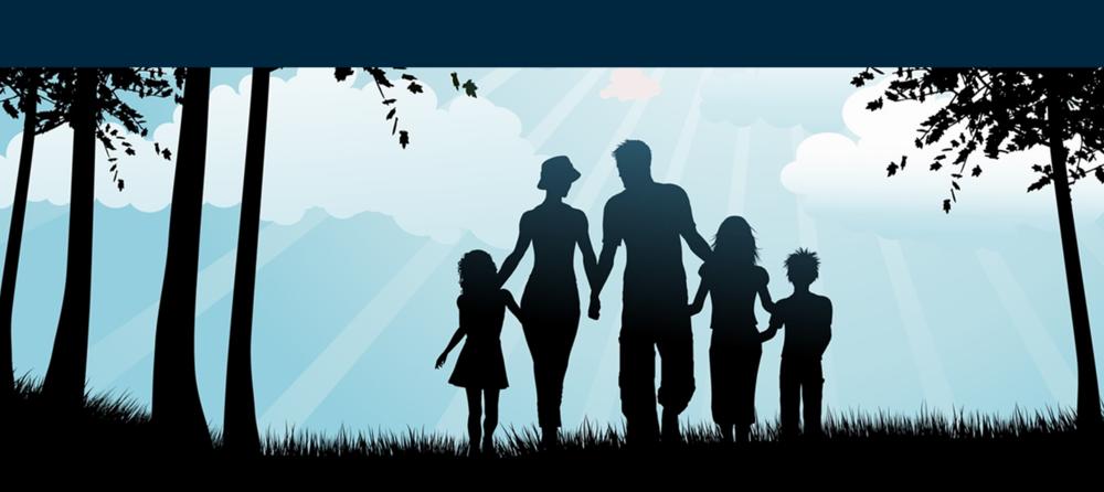 Evangel Blue Family