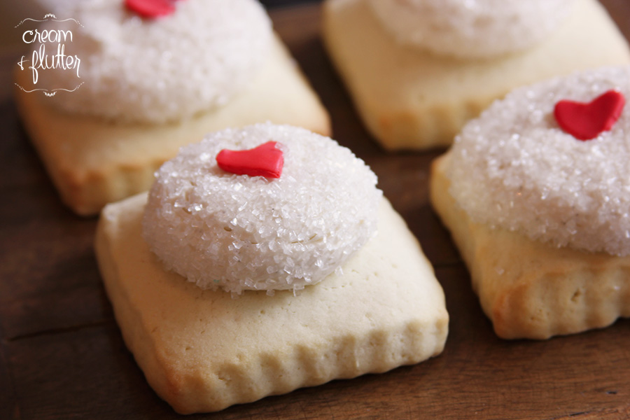 Vanilla Frosted Sugar Cookie
