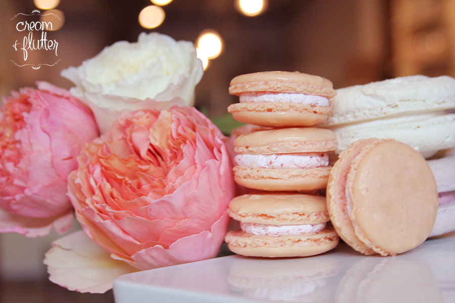 Macarons in All Shapes and Sizes!
