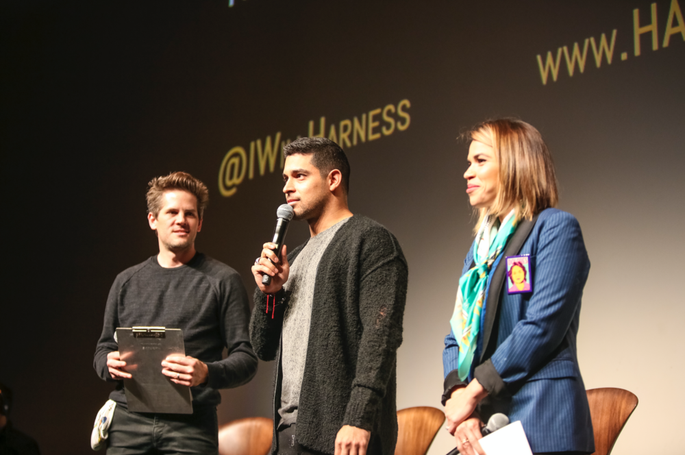 Ryan Piers Williams, Wilmer Valderrama, America Ferrera