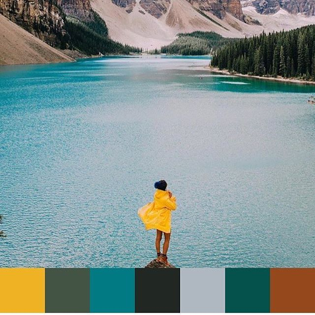 Throwing back with @lucylaucht @penfieldusa @appogram to one of our favorite travel shots ✨ #foundpalettes