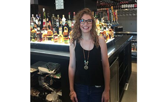 Staff SpotlightJohncie Thomson - Bartender: Tempe, AZWhat do you love about TL: It's a great opportunity to learn, challenge myself everyday and gives me opportunity to see what I'm really capable of, it's very rewarding.Home life: Johncie has 2 dogs,a BF of 7 years Aaron and recently bought an airstream...named her Gretchen...and is saving for a diesel truck to pull her with.
