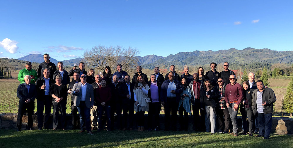 GM & Chef Summit - The GM & Chef Summit was held in Napa, California and was 3 days of training seminars, and wine education.Napa Photo Gallery