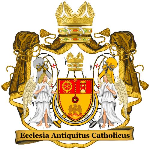 Official Heraldry of the  Ancient Catholic Church of Jesus and the Apostles