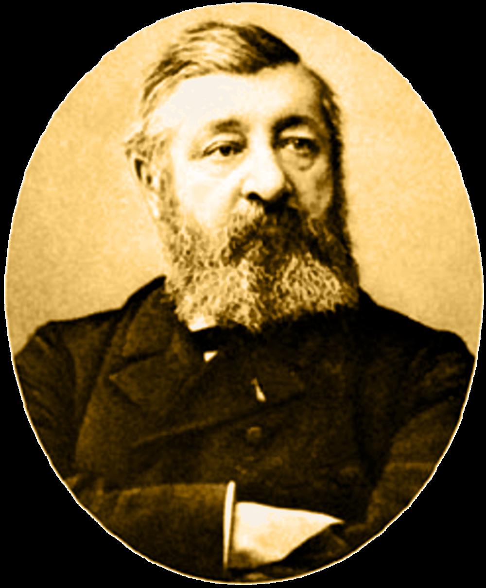 Emile Léon Gautier (ca. 1852 AD) photo portrait by J.P. Ziolo