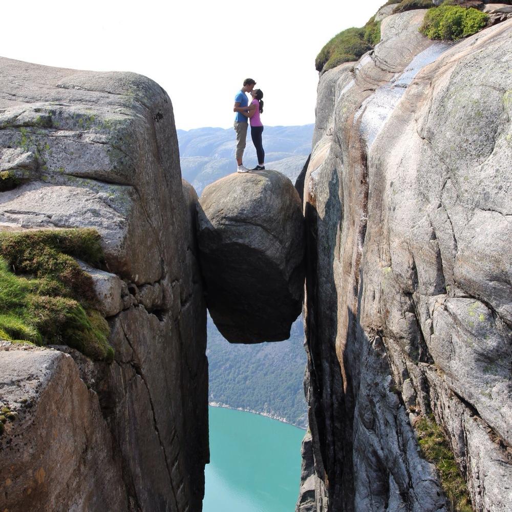 The Triple Crown of Hiking; Kjerag, Pulpit Rock and ...