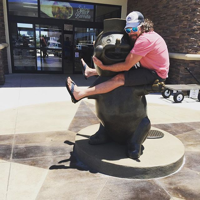 Just a normal end to a road trip. #Buccees #everythingsbiggerintexas