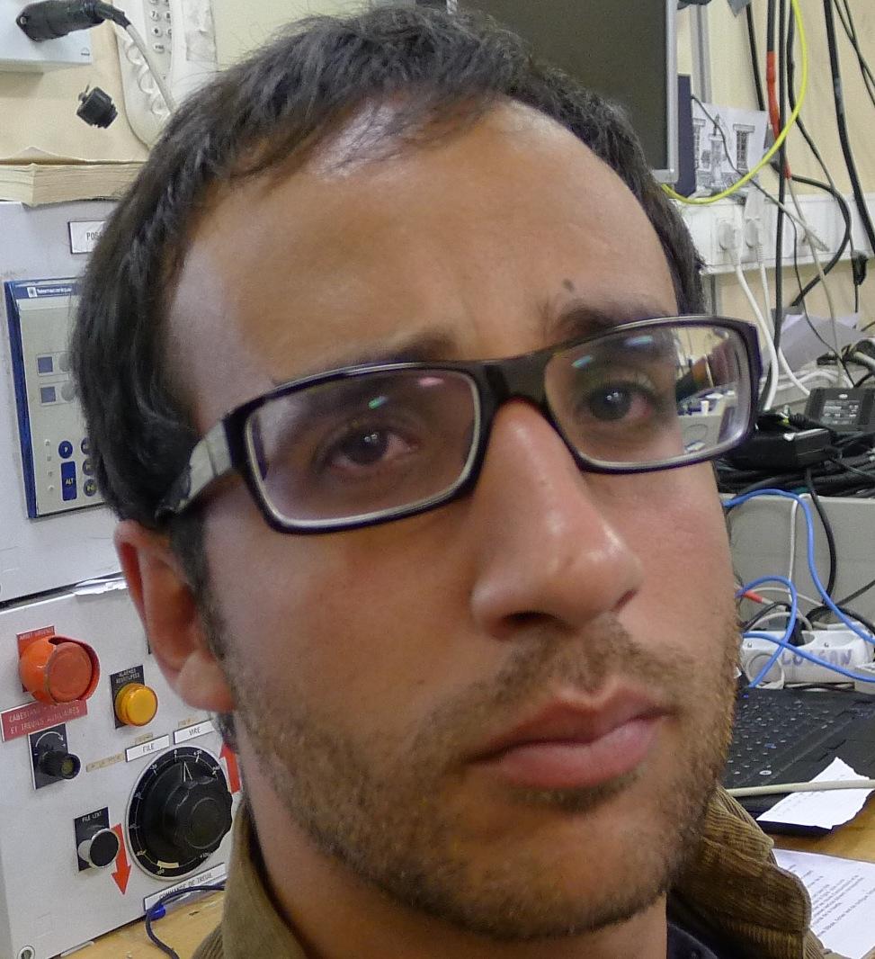 Joao Almeida, PhD Student