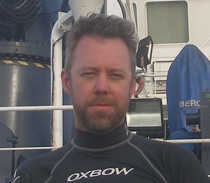 Brian Ward, PI