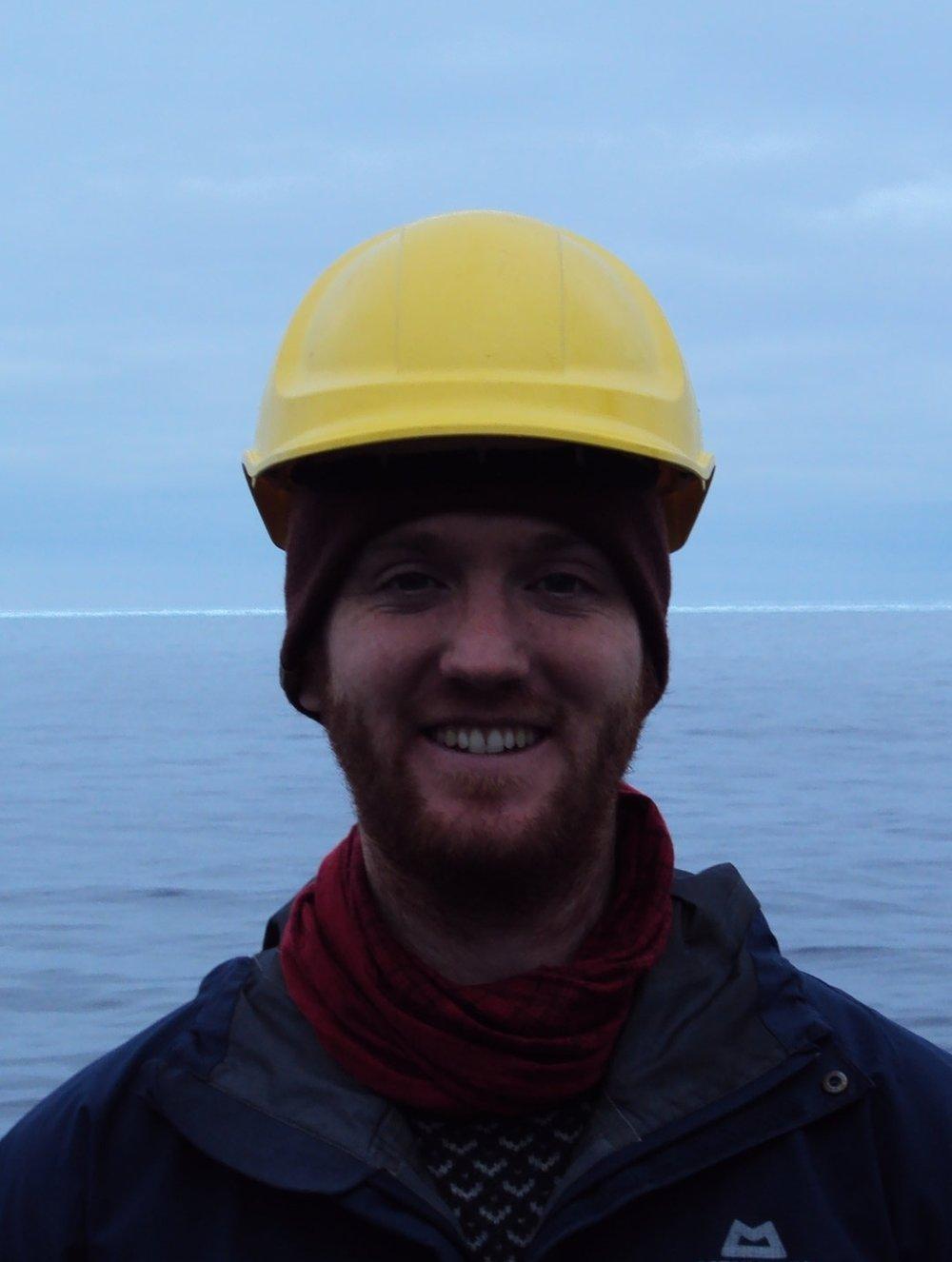 Kieran Walesby, Postdoc