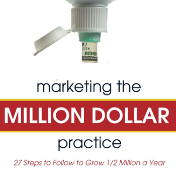 Marketing Million Dollar Practice