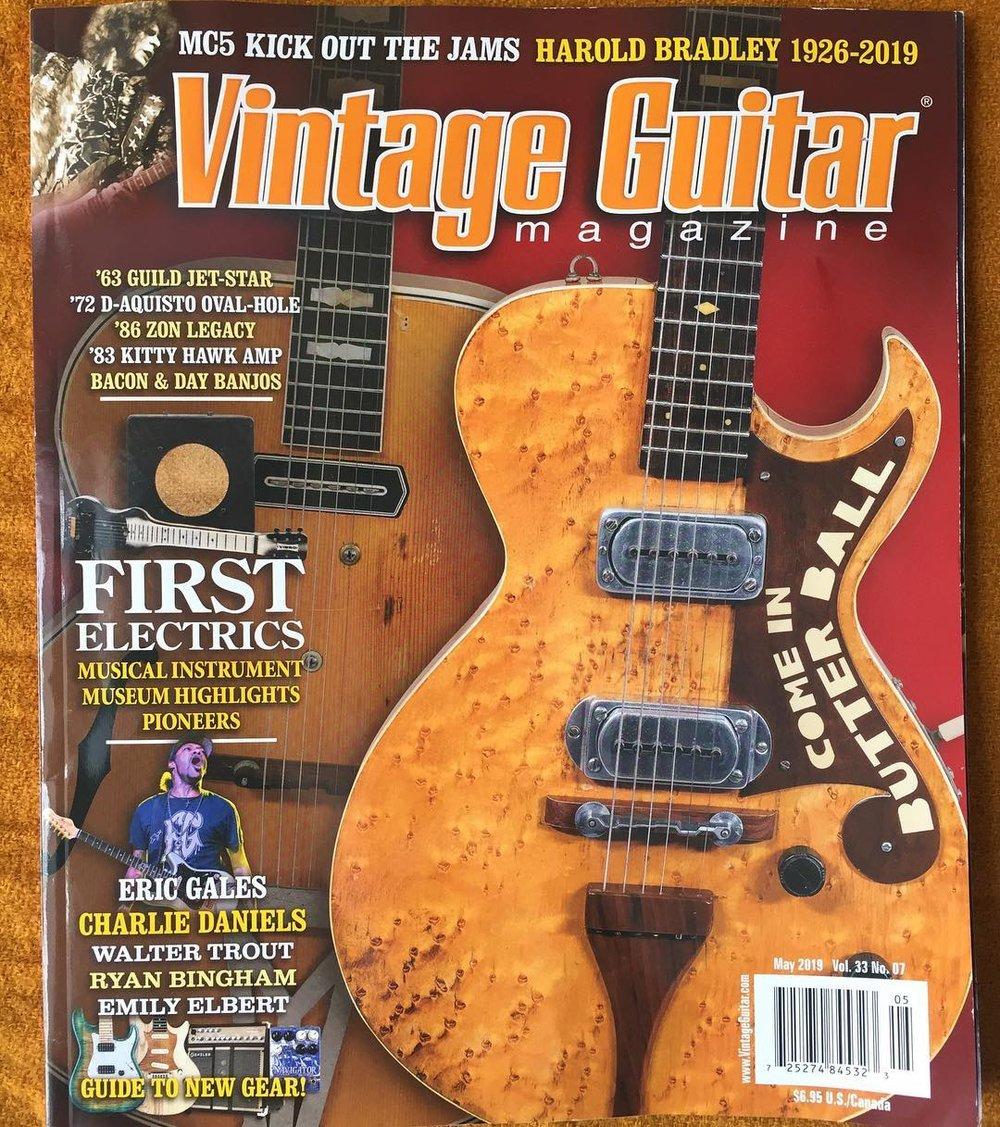 emily elbert vintage guitar cover