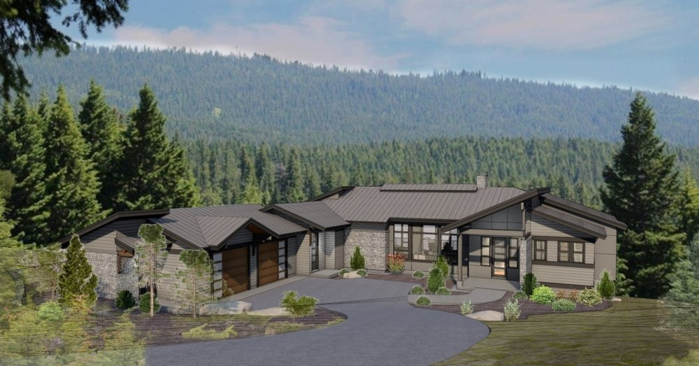 TUMBLE CREEK CONTEMPORARY