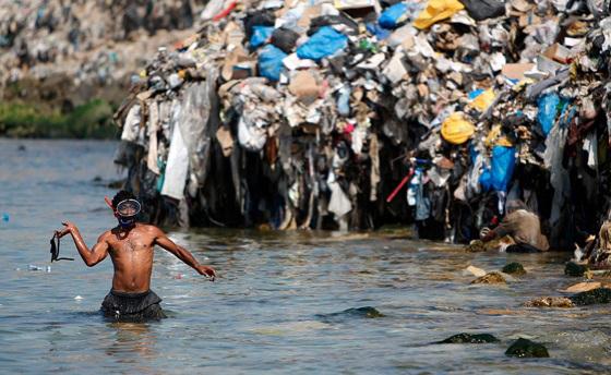 Lebanon Waste Crisis