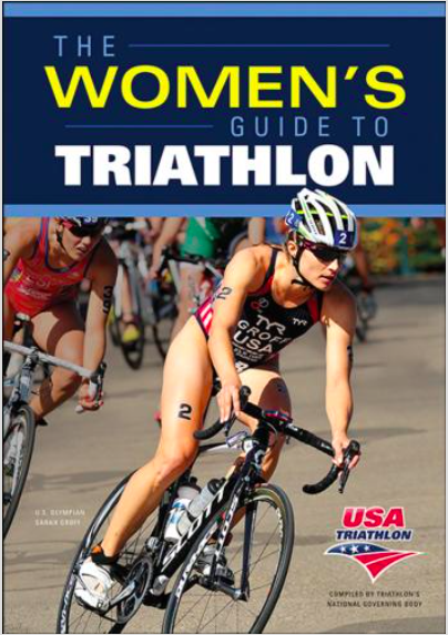 Olympian Sarah Groff on the cover!
