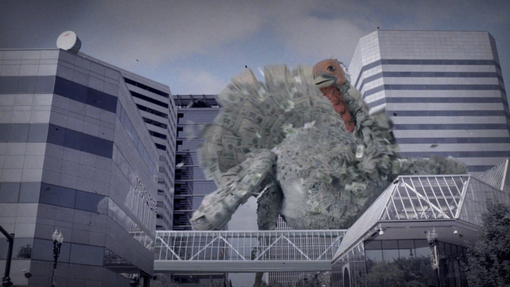 "Oregon Lottery ""Turkeyzilla"""