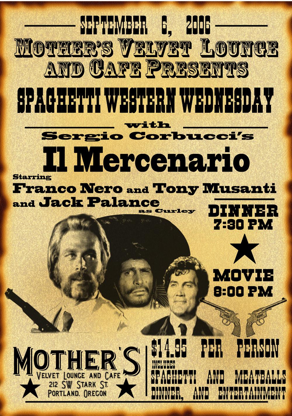 Il Mercenario (1968)