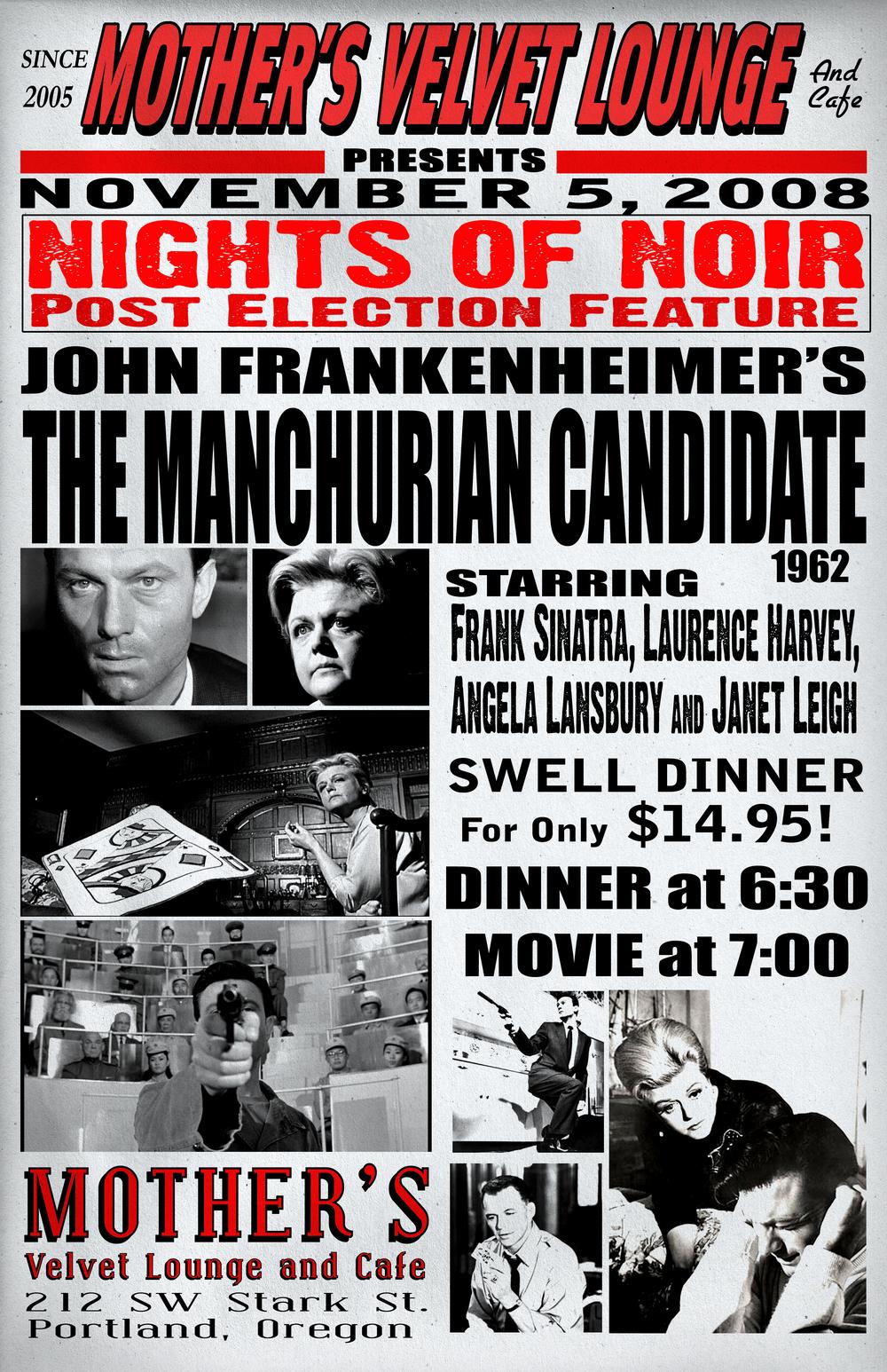 The Manchurian Candidate   (1962)  John Frankenheimer