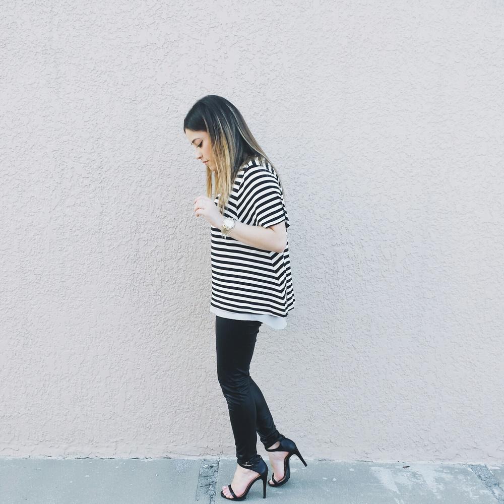 stripes // rosetoroses.com