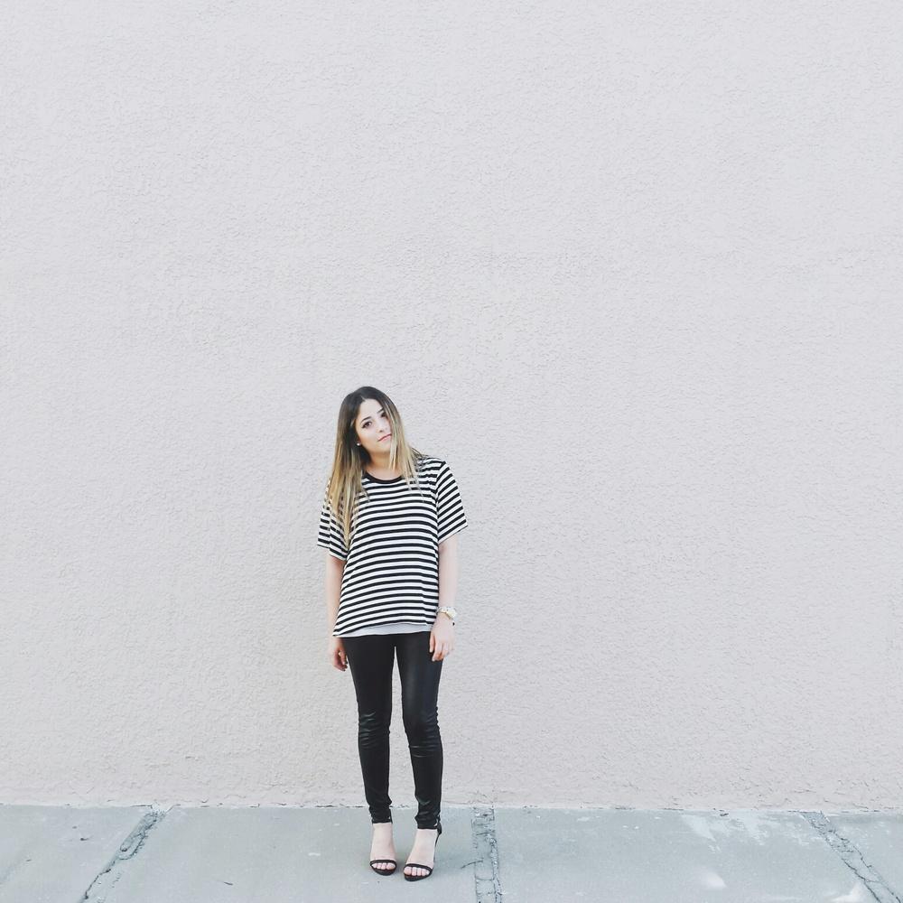 stripes & pastels // rosetoroses.com